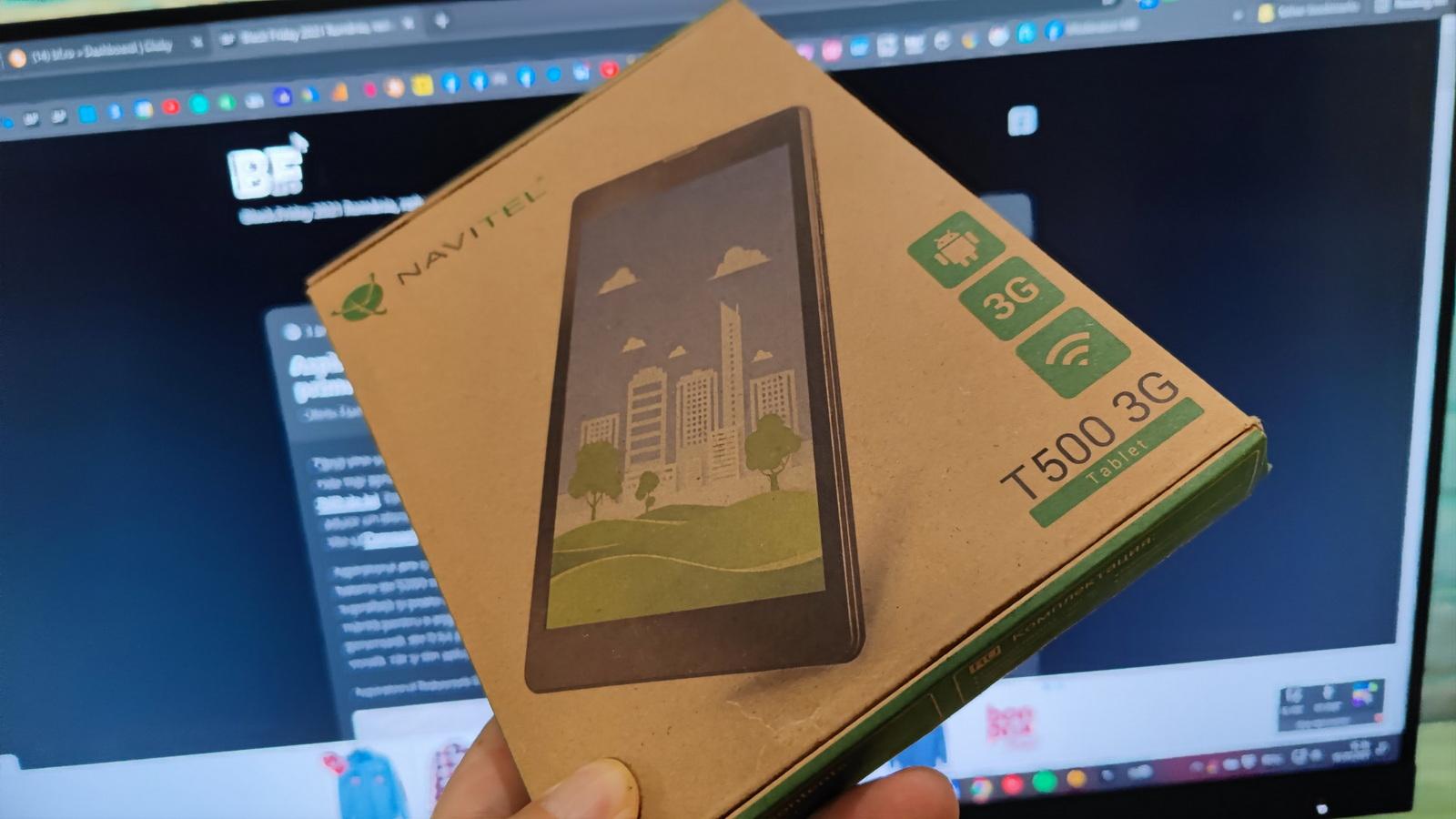 GPS NAVITEL T500 3G