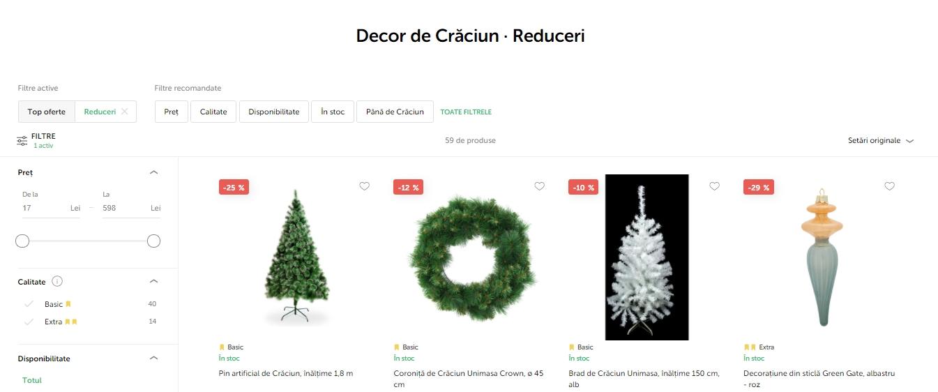 Promotie decoratii